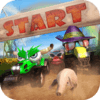 Crazy Farm Racing 3D Free