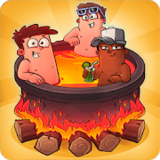 Farm and Click - Idle Hell Clicker