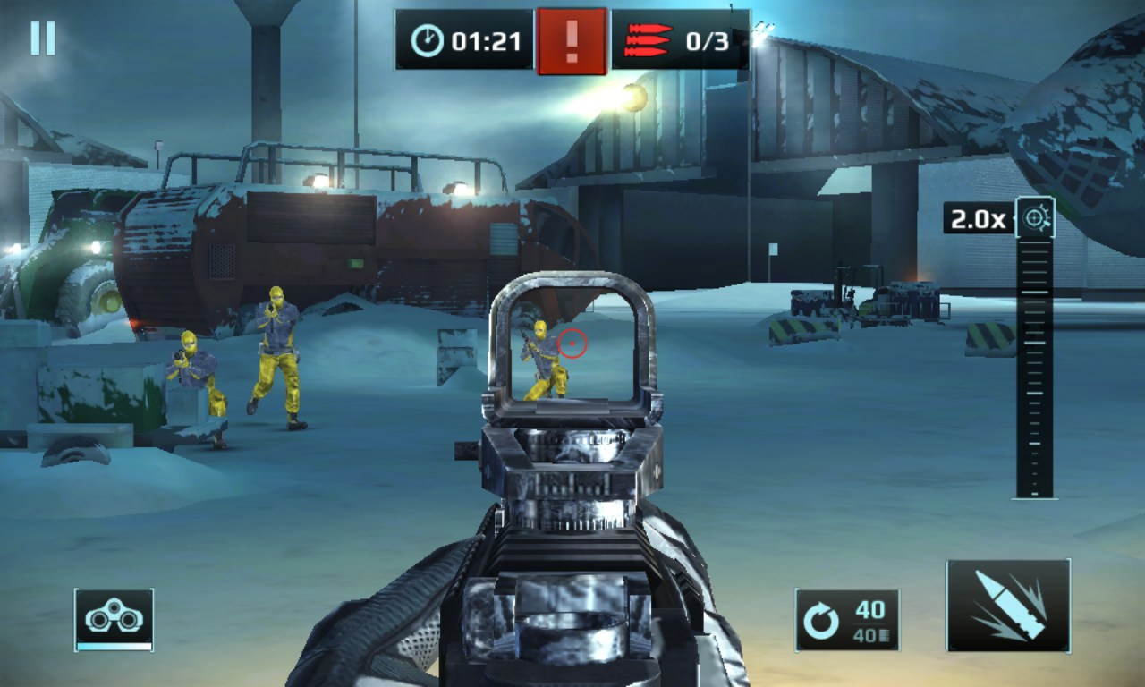 Sniper Fury – Games for Windows Phone 2018 – Free download
