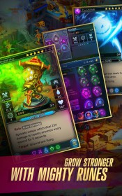 Defenders 2: Tower Defense CCG for Motorola XT701