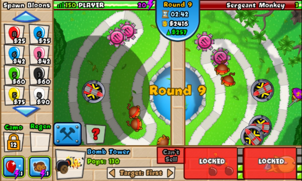 bloons td battle free download