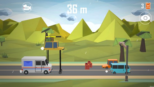 LIFT CAR : Pumping Smashy race for Fly Flylife Web 7