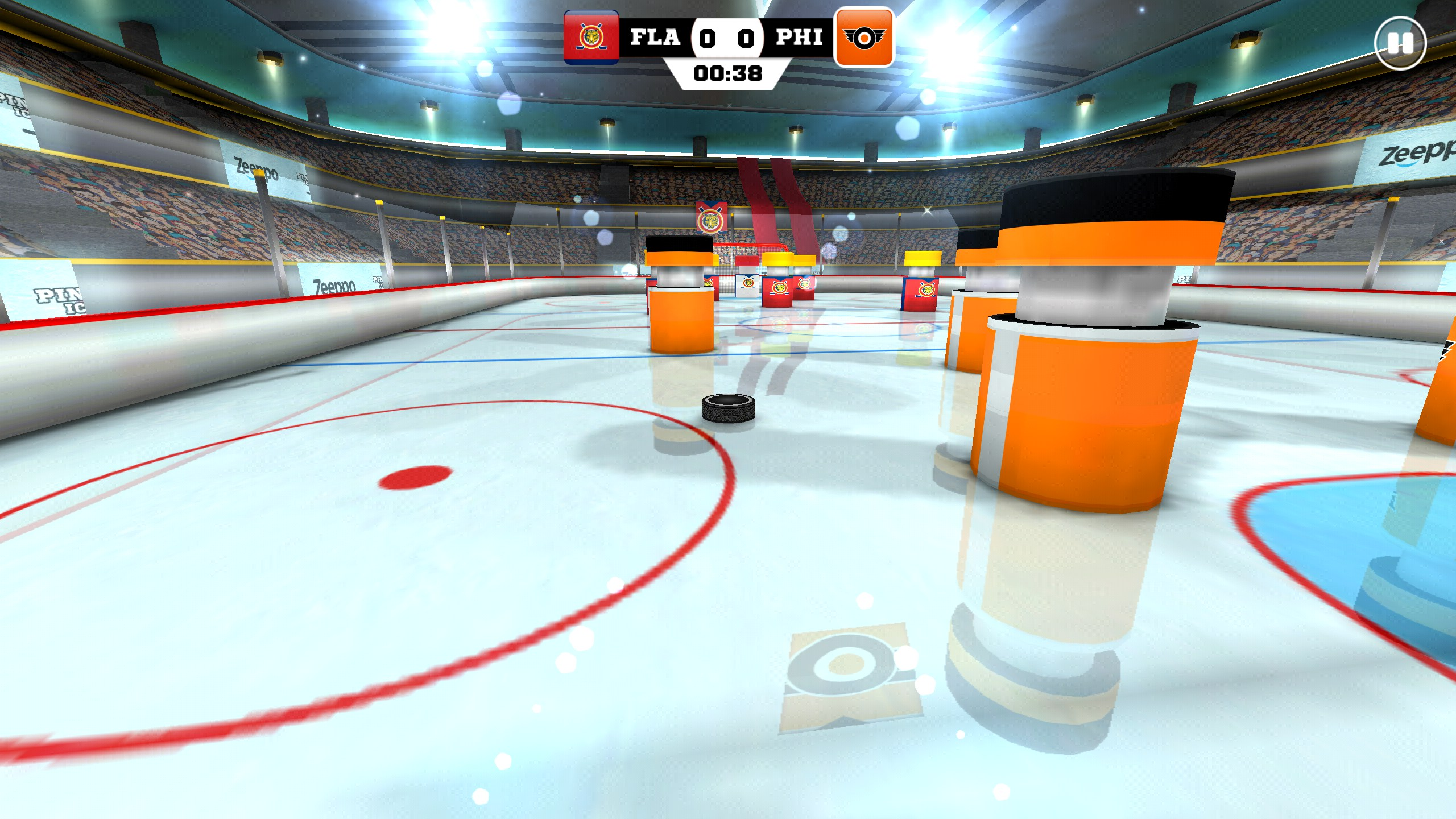 Pin Hockey - Ice Arena – Games for Android 2018 – Free download  Pin