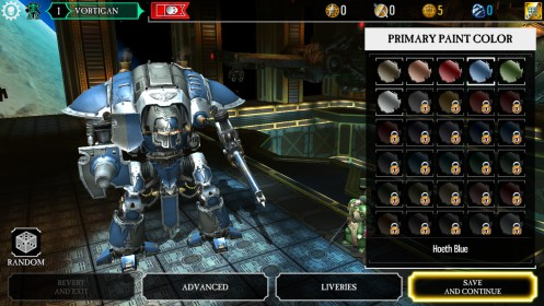 Warhammer 40,000: Freeblade for Samsung SCH-I800 Galaxy Tab CDMA