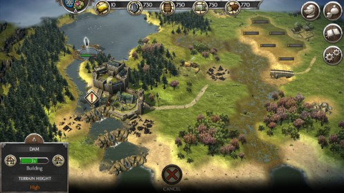 Total War Battles: KINGDOM for Samsung SCH-I800 Galaxy Tab CDMA