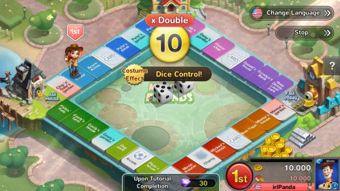 Disney Magical Dice for Motorola DROID 2 Global