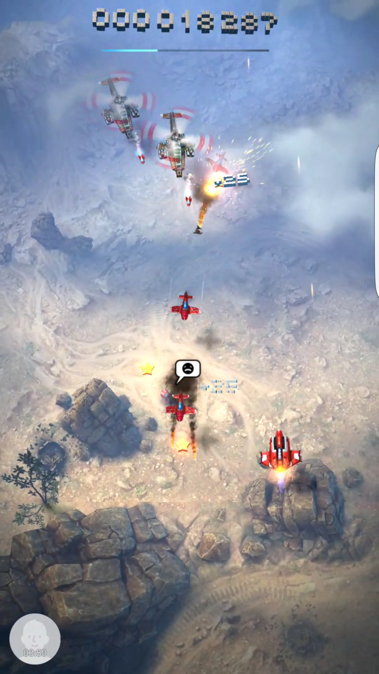 Sky Force Reloaded PC Game - Free Download Torrent