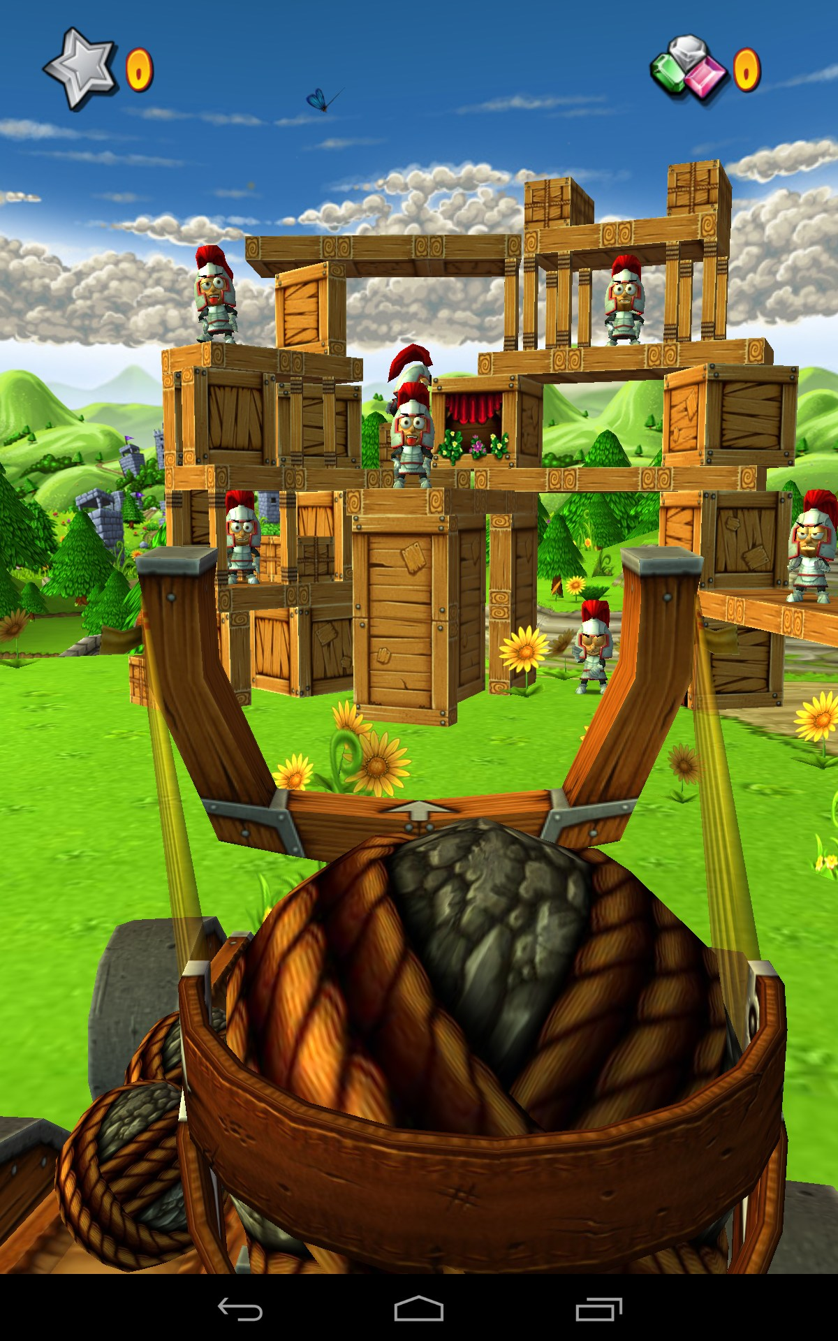 Catapult King Games For Android 2018 Free Download