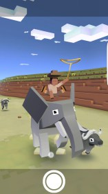 Rodeo Stampede: Sky Zoo Safari for Hyundai HT-7G