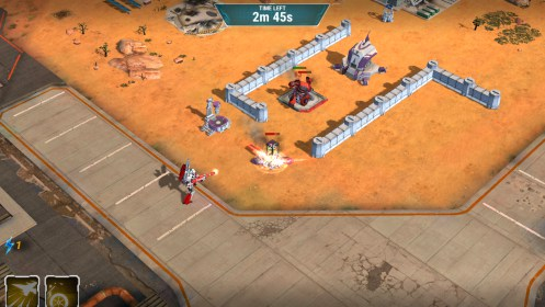 Transformers: Earth Wars for Garmin-Asus nuvifone A50