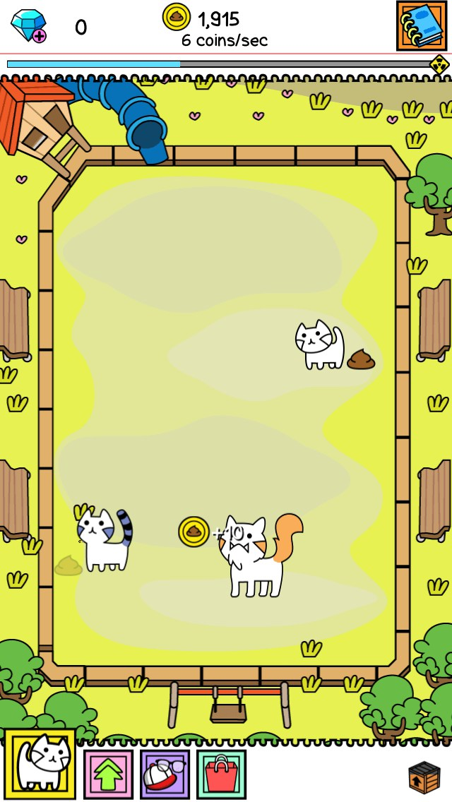 Cat Evolution – Games for Windows Phone 2018 – Free download