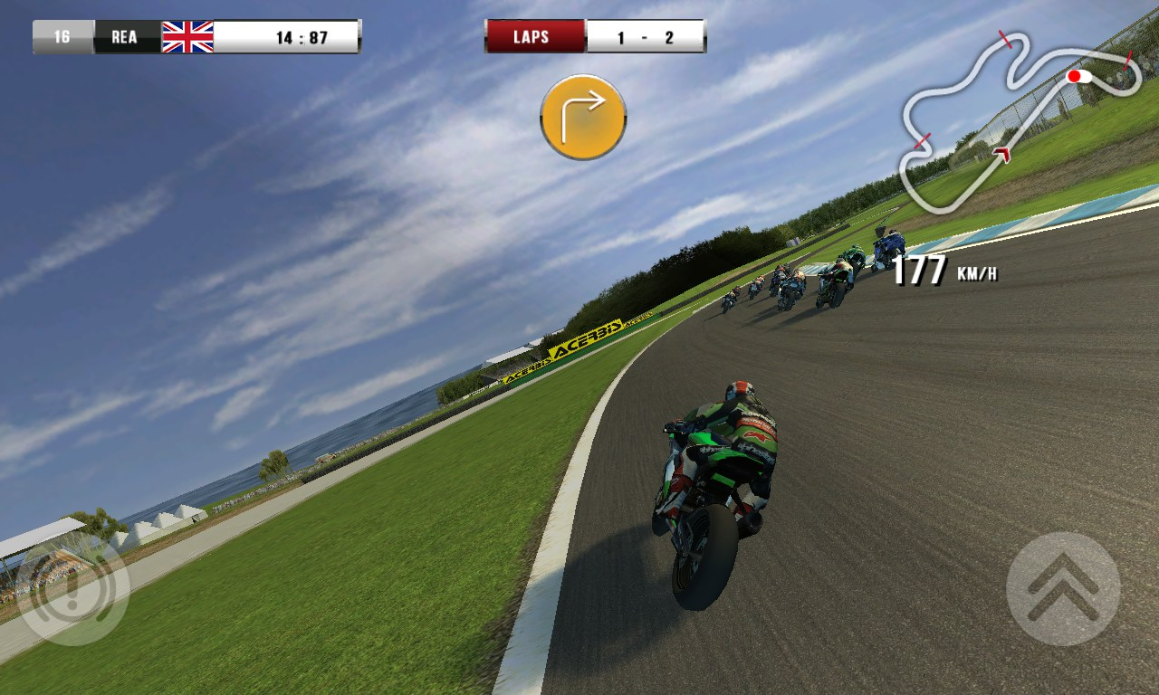 SBK16 Official Mobile Game – Games for Windows Phone 2018 – Free