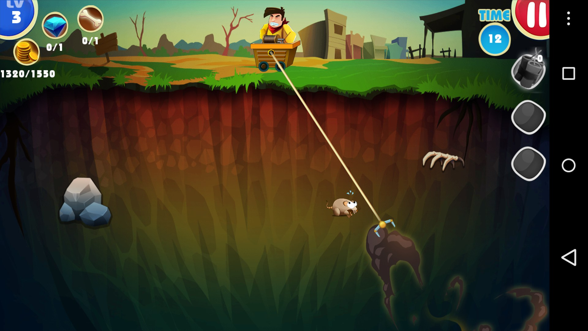 gold miner game free download for android