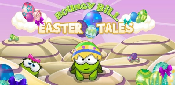 Bouncy Bill Easter Tales