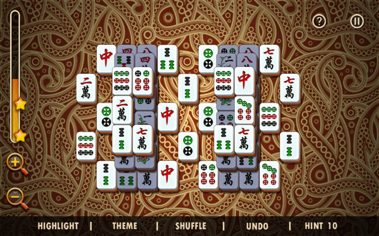 Mahjong Solitaire Kostenlos Download