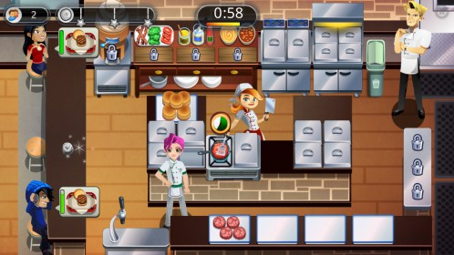 RESTAURANT DASH, GORDON RAMSAY