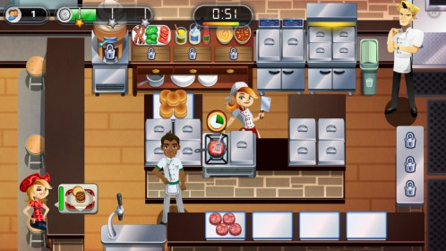 RESTAURANT DASH, GORDON RAMSAY for Samsung GT-S5300 Galaxy Pocket