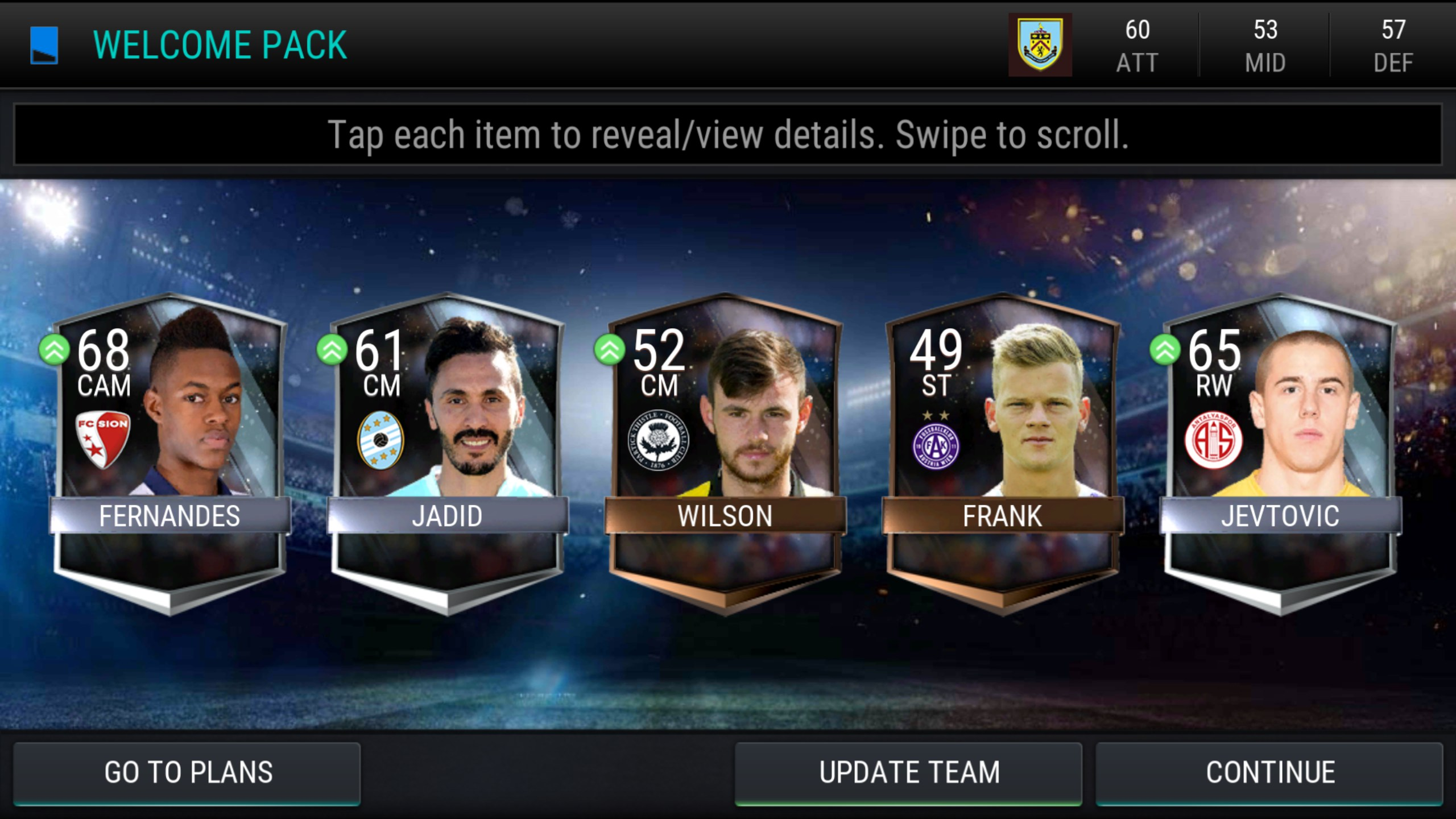 FIFA 14 android game Review Latest Version 1.3.6