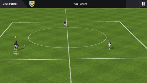 FIFA Mobile Soccer for Samsung GT-S5830 Galaxy Ace
