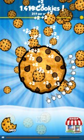 Cookie Clickers for Samsung Ativ S Neo