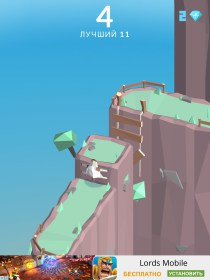 GOAT!  A Uphill Climber Game
