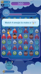 Disney Emoji Blitz with Moana for Samsung Galaxy S4 Mini