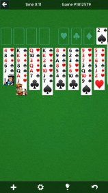 Microsoft Solitaire Collection for Motorola DROID 2 Global