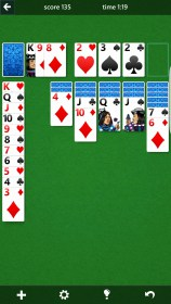 Microsoft Solitaire Collection for Samsung GT-S5360 Galaxy Y