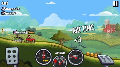 Hill Climb Racing 2 for Samsung GT-I9500 Galaxy S4