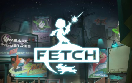 Fetch for Sony Xperia Z2 Tablet