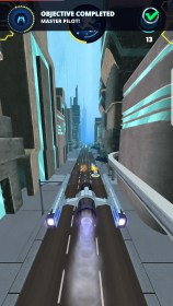 Justice League Action Run for Samsung Stratosphere 2