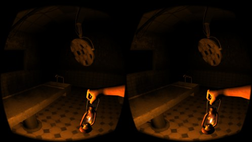 Isolated - Horror VR Game