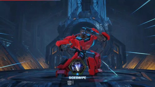 TRANSFORMERS: Forged to Fight for Alcatel One Touch Idol Alpha