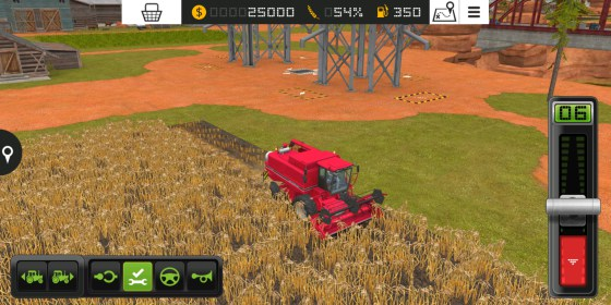 Farming Simulator 18 for HTC Sensation XL