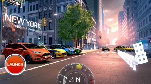Asphalt Street Storm Racing for HTC Desire Q