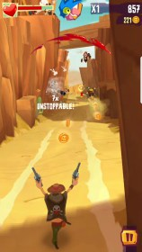 Run & Gun: BANDITOS for Sony Xperia SP