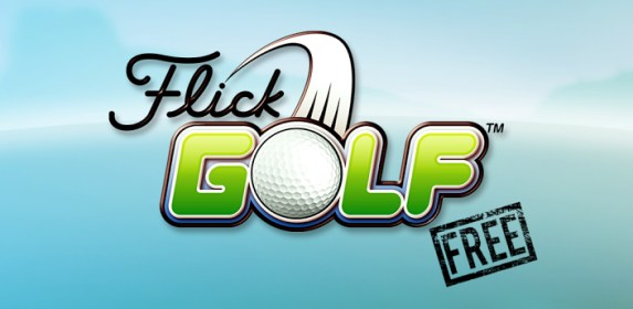 Flick Golf! for Motorola RAZR HD