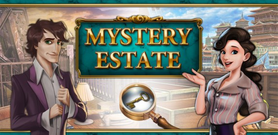 Hidden Object Mystery Estate