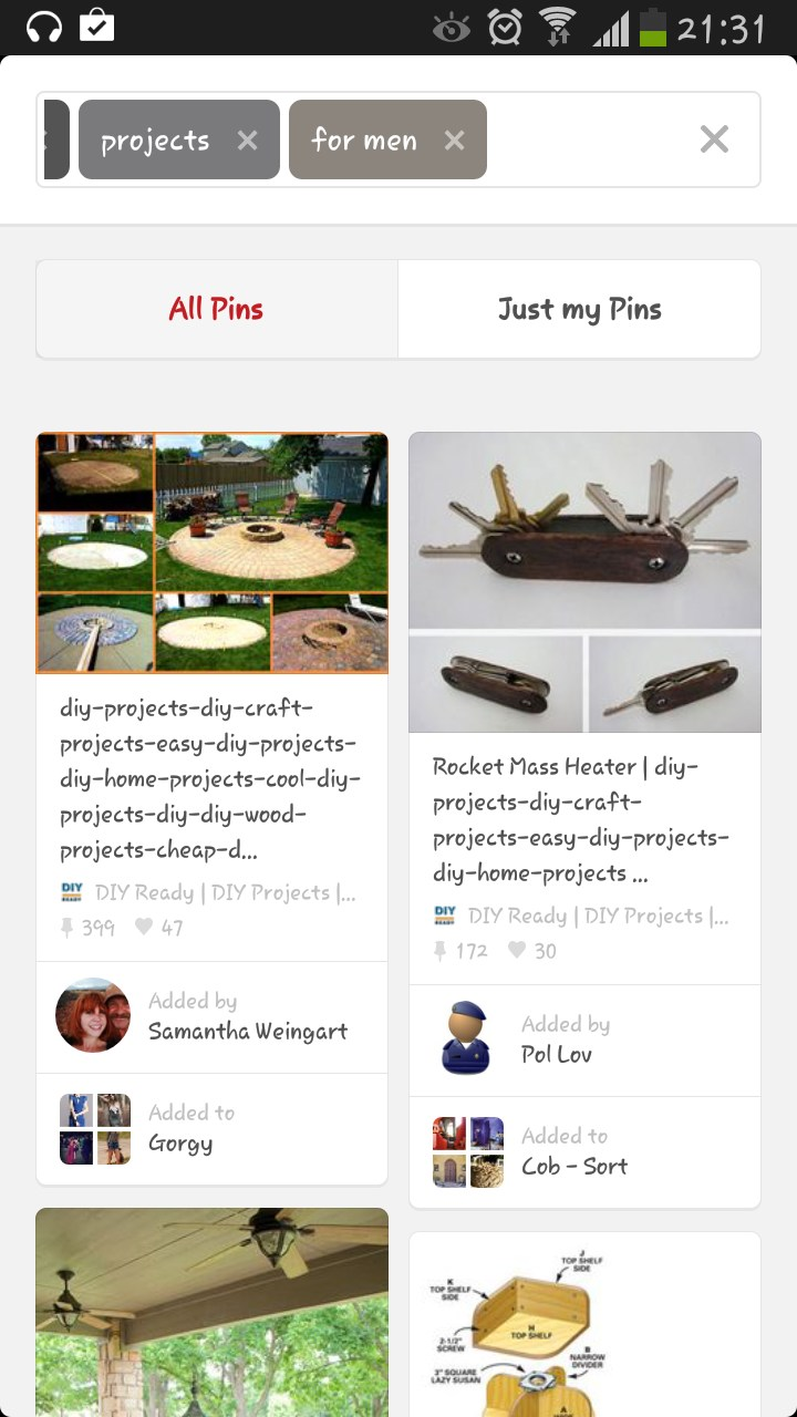 Pinterest for amazon kindle fire hdx 8 9 2018 free for Pinterest download