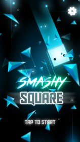 Smashy The Square : A world of dark and light