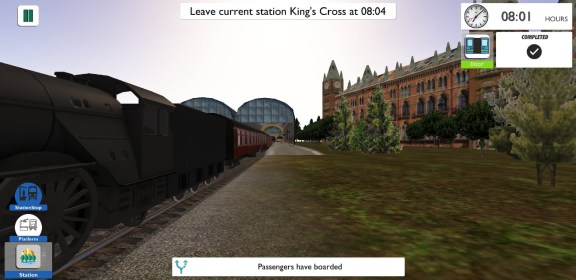 Classic Train Simulator: Britain