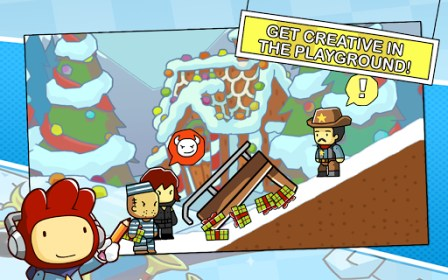 Scribblenauts Remix for LG Optimus Black