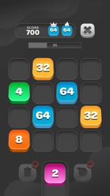 Duple - Merge Numbers Puzzle Game