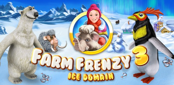 Farm Frenzy 3: Ice Domain for Amazon Kindle Fire HD 8.9