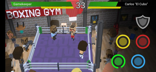 Square Fists Boxing