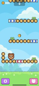 Monkey Roll: Kawaii Climb