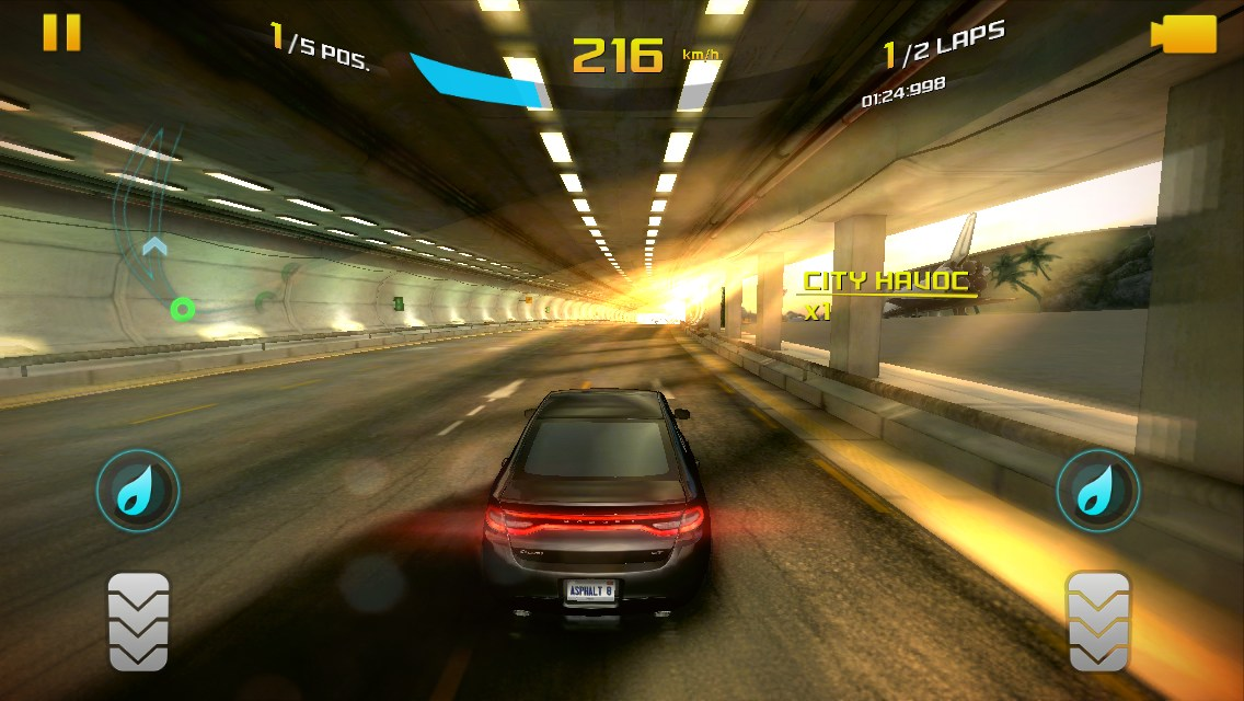 how to connect with asphalt 8 airborne