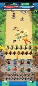 Wild Castle TD: Grow Empire Tower Defense in 2021