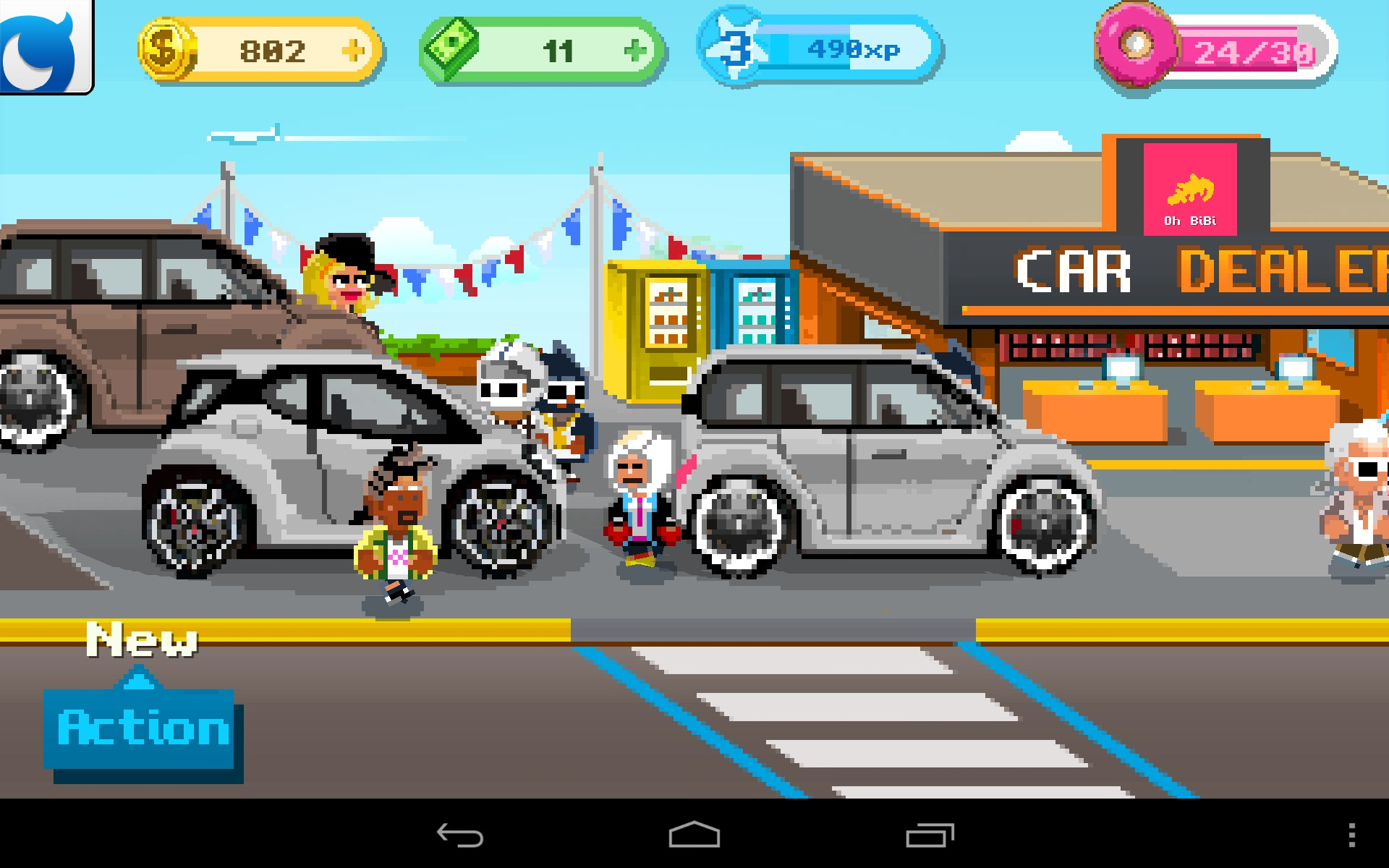 Motor World Car Factory Games For Android Free