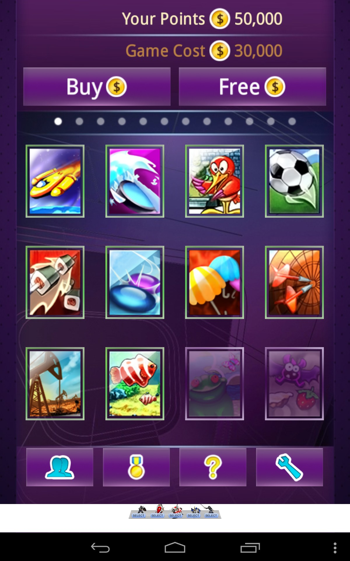 101-in-1 Games 2: Evolution on the App Store